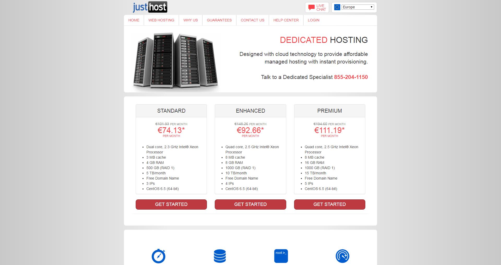 justhost-serveurs-dédiés